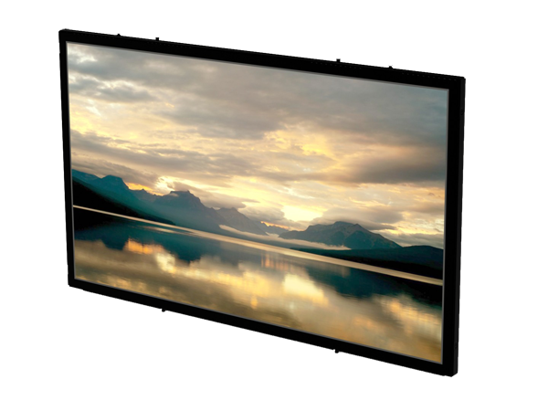 24″ HD Remote Electronics Bulkhead Display